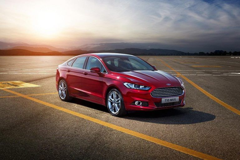 Ford Mondeo Europa
