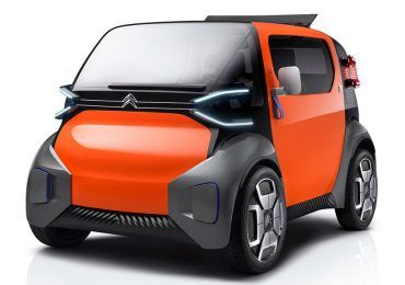 Citroën Ami One Electric Concept